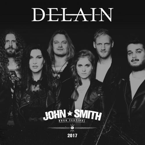Delain confirmed for John Smith Festival in Finland