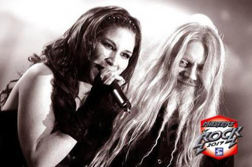 DELAIN to perform special show at MASTERS OF ROCK with special guest MARCO HIETALA of NIGHTWISH