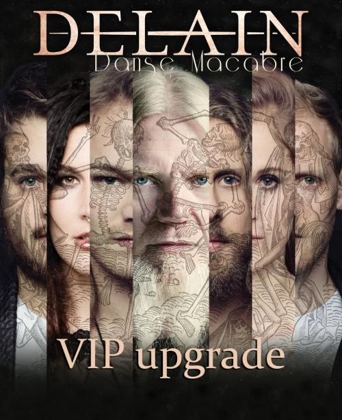 VIP upgrades for selected shows Danse Macabre tour now available