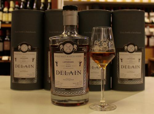 Delain whisky, 2nd edition - available Friday 13th